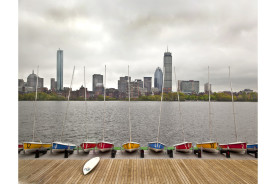 Boats-at-Rest-on-the-Charles-Boston