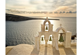 Skaros-in-SANTORINI--Greece-