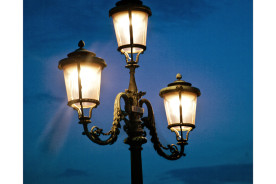 St.-Marks-Lamp-Post--Venice
